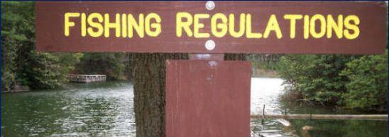 Fishing regulations wildewood on lake savant for Ontario fishing license