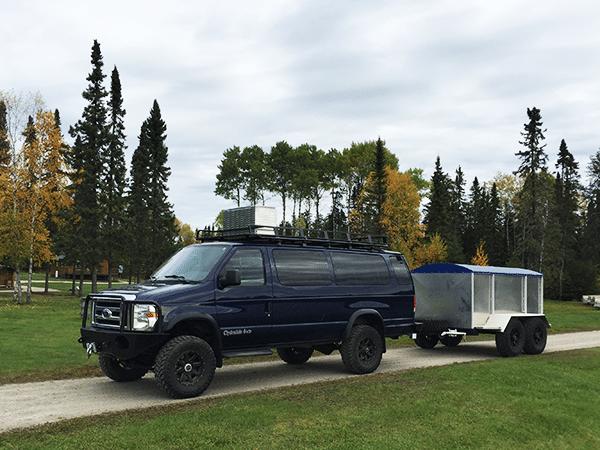 2015 Ford Econoline E350 Passenger Van