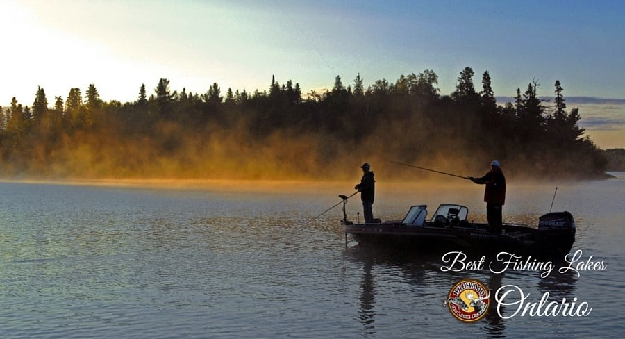 Fishing lakes in ontario fishing lakes in canada for Best fishing in canada