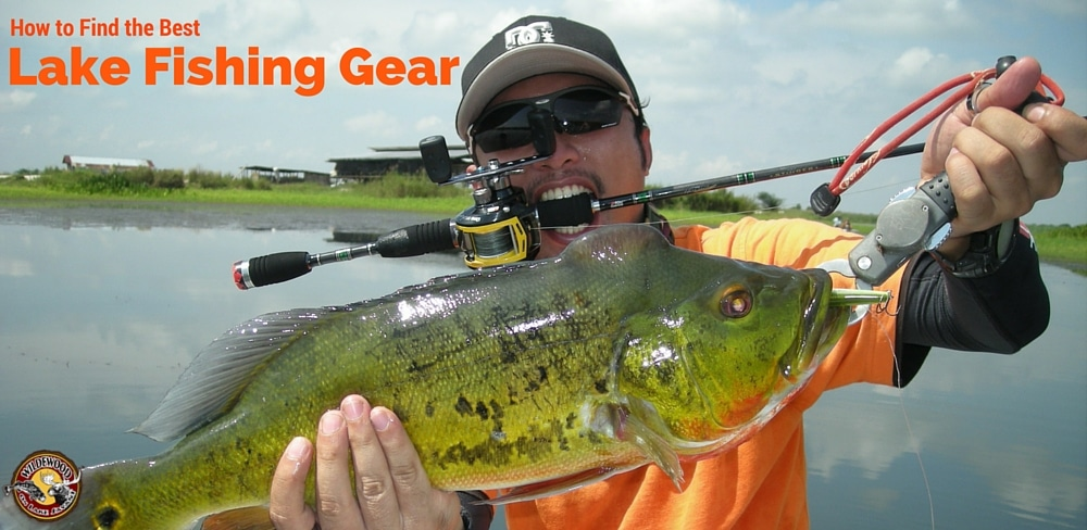 Best lake fishing gear how to find the best lake fishing for Rei fishing gear