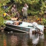 wildwood lake savant, canada adventure trip