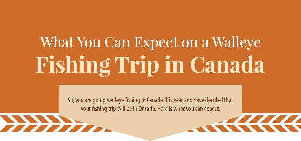 What You Can Expect on a Walleye Fishing Trip in Canada