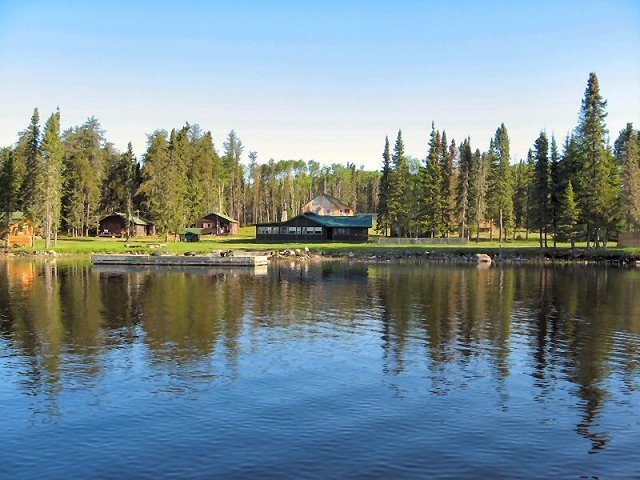 What makes Ontario's remote fishing resorts the best in the world?